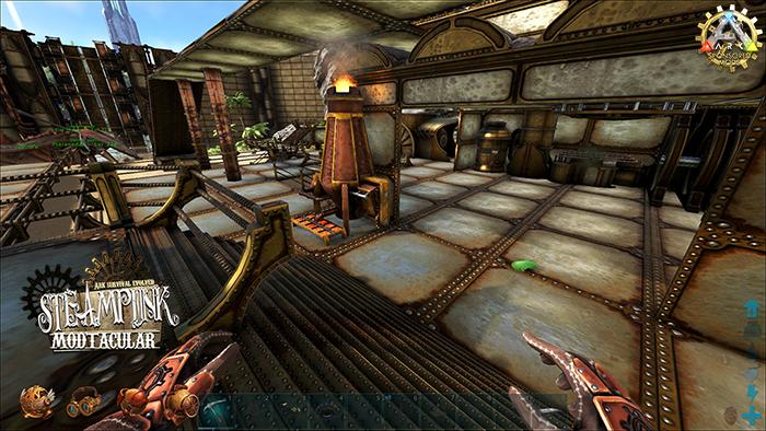 Steampunk homepage ark steampunk ark steampunk mod v150 malvernweather Image collections