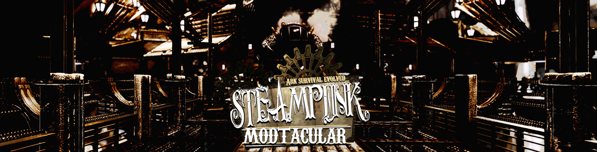Ark Steampunk – Ark Official Steampunk Mod
